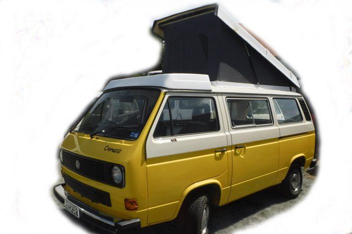 Volkswagen 4 Berth Poptop Classic