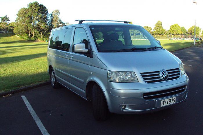 Volkswagen 2 Berth Sleepervan