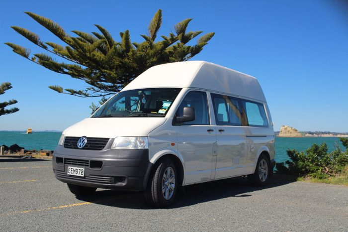 Volkswagen 2+1 Berth Hightop